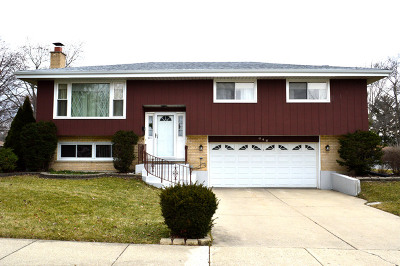 Addison Single Family Home Contingent: 648 North Du Page Avenue
