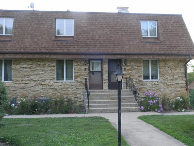 Plainfield Condo/Townhouse For Sale: 14730 South Penn Road