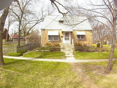 Wheaton Single Family Home For Sale: 806 Pick Street