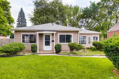 Lansing Single Family Home New: 3623 Jackson Street