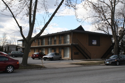 Calumet Park Multi Family Home For Sale: 12500 South Lincoln Street