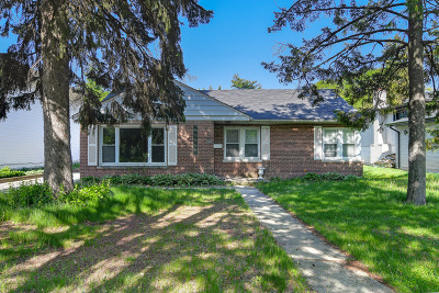 Hinsdale Single Family Home For Sale: 514 Mills Street