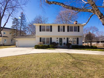 Glen Ellyn Single Family Home New: 84 North Parkside Avenue