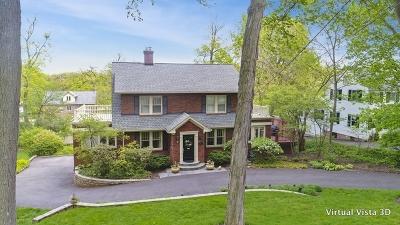 Glen Ellyn Single Family Home New: 697 North Park Boulevard