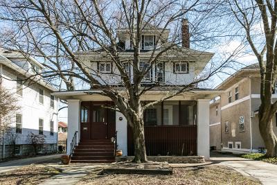 Oak Park Single Family Home New: 626 North Kenilworth Avenue