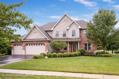 Oswego Single Family Home For Sale: 412 Heatherwood Drive
