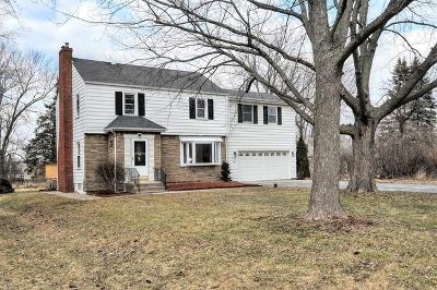 Homewood Single Family Home New: 17910 Springfield Avenue