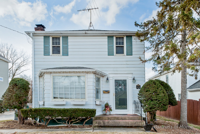Wheaton Single Family Home For Sale: 1530 Hill Avenue