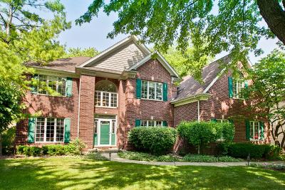 Deerfield Single Family Home For Sale: 1030 Prairie Avenue