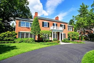 Winnetka Single Family Home New: 885 Hill Road