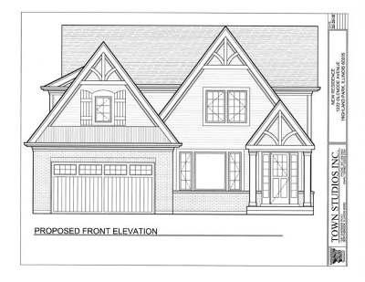 Highland Park Single Family Home New: 1222 Glencoe Avenue