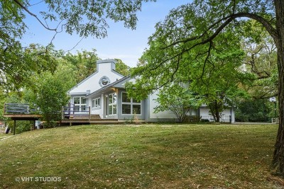 Barrington Single Family Home For Sale: 25467 West Oakridge Road