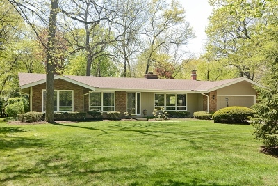 Lincolnshire Single Family Home For Sale: 51 Cumberland Drive