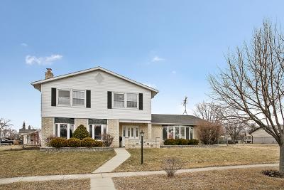 Hanover Park Single Family Home New: 1005 Roxbury Court