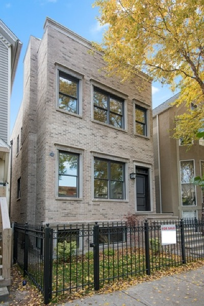 Single Family Home For Sale: 1433 West Fletcher Street