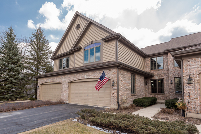 Winfield Condo/Townhouse For Sale: 26w015 Klein Creek Drive
