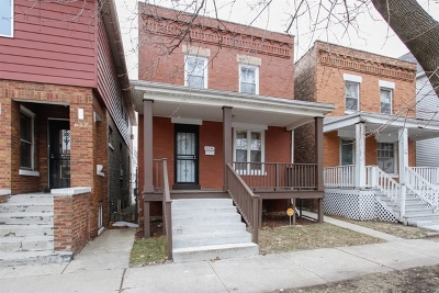 Single Family Home For Sale: 616 East 90th Street