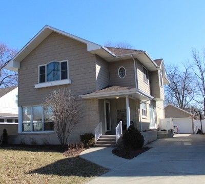 Western Springs IL Single Family Home New: $759,000