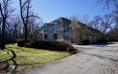 Lake Forest Single Family Home For Sale: 330 South Western Avenue