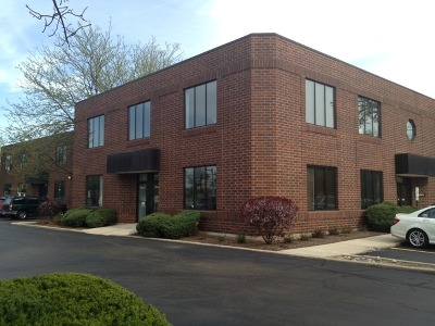 Wheaton Commercial For Sale: 122 South County Farm Road #A-WEST