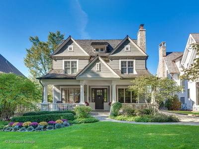 Hinsdale Single Family Home For Sale: 508 South Lincoln Street