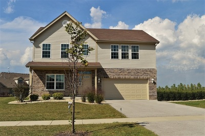 New Lenox Single Family Home For Sale: Lot 76 Runway Drive