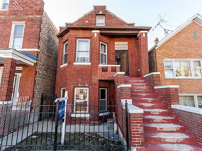 Chicago Multi Family Home Contingent: 3640 South Paulina Street