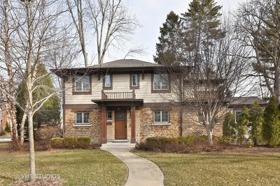 Arlington Heights Single Family Home New: 645 South Belmont Avenue