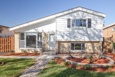 Oak Lawn Single Family Home New: 4336 West 111th Street