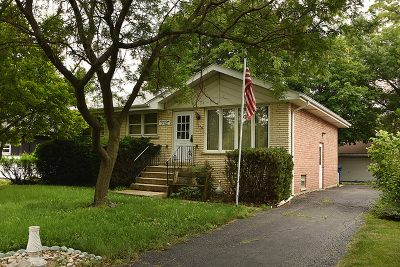 Oak Lawn Single Family Home New: 9809 Rutherford Avenue