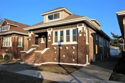 Berwyn Single Family Home New: 2311 Scoville Avenue