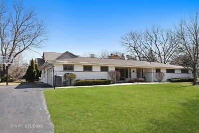 Burr Ridge Single Family Home For Sale: 7801 Dana Way