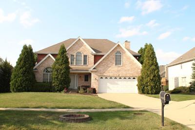Lemont Single Family Home For Sale: 16429 Harvest Lane
