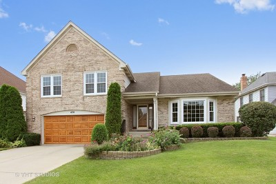 Buffalo Grove Single Family Home Contingent: 470 Thorndale Drive