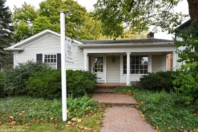 Barrington Single Family Home For Sale: 119 North Avenue