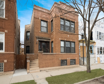Chicago Multi Family Home For Sale: 5410 North Ashland Avenue