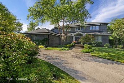 Deerfield Single Family Home New: 1655 Lake Eleanor Drive