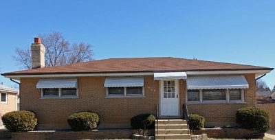 Elmhurst Single Family Home For Sale: 729 North Geneva Avenue