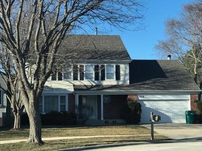 Buffalo Grove Single Family Home For Sale: 429 Cedar Court South