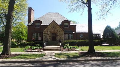 Single Family Home For Sale: 10000 South Hoyne Avenue