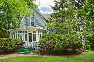 Glen Ellyn Single Family Home New: 783 North Main Street