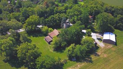 Oswego Single Family Home For Sale: 2543 Simons Road