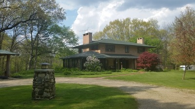 Woodstock Single Family Home For Sale: 1618 South Valley Hill Road