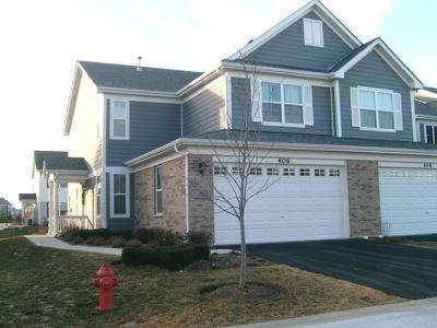 Elgin Condo/Townhouse For Sale: 406 Blackstone Avenue