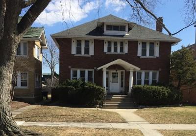 Oak Park Single Family Home New: 1034 North Kenilworth Avenue