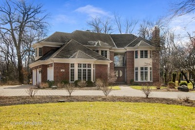 Oak Brook Single Family Home For Sale: 251 Timber Trail Drive