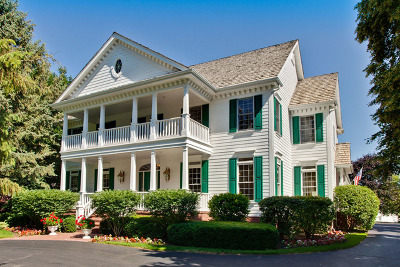 Libertyville Single Family Home New: 820 Lake Street