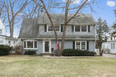Highland Park Single Family Home New: 988 Princeton Avenue