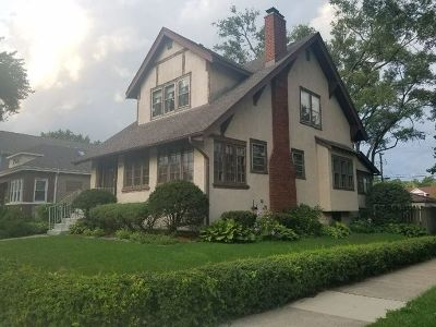 Brookfield Single Family Home For Sale: 3447 Vernon Avenue