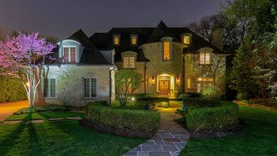 Hinsdale Single Family Home For Sale: 32 South Washington Circle
